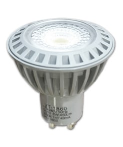 6W LED COB lemputė GU10