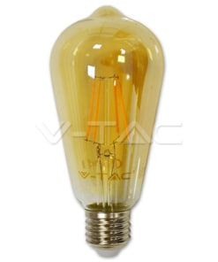 6W LED lemputė COG E27