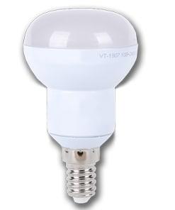 6W LED lemputė E14 R50  (6000K)
