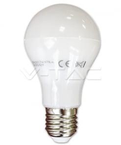 7W LED lemputė E27 A60