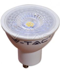 7W LED lemputė GU10 su lęšiu