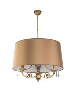 Lubinias pakabinamas šviestuvas su dideliu gaubtu MONZA