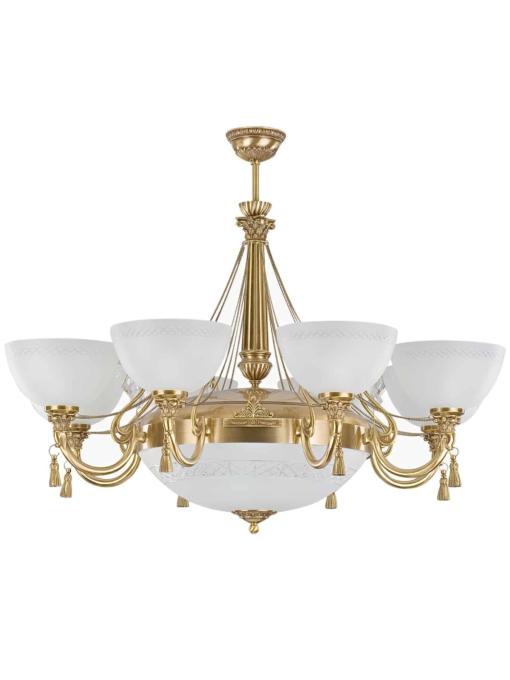 Lubinis šviestuvas su devyniomis lempomis ROMA