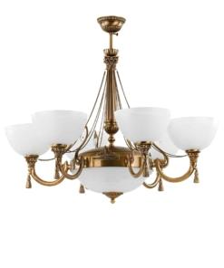 Lubinis šviestuvas su septyniomis lempomis ROMA