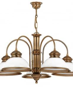 Penkių lempų šviestuvas LIDO
