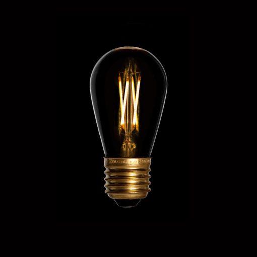 2.5W LED lemputė MINI EDISON LAMP
