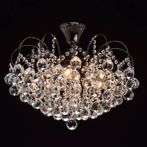 Lubinis šviestuvas MW-LIGHT Crystal 2320163062