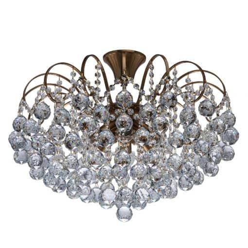 Lubinis šviestuvas MW-LIGHT Crystal 232016808