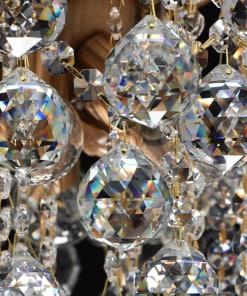 Lubinis šviestuvas MW-LIGHT Crystal 23201680810