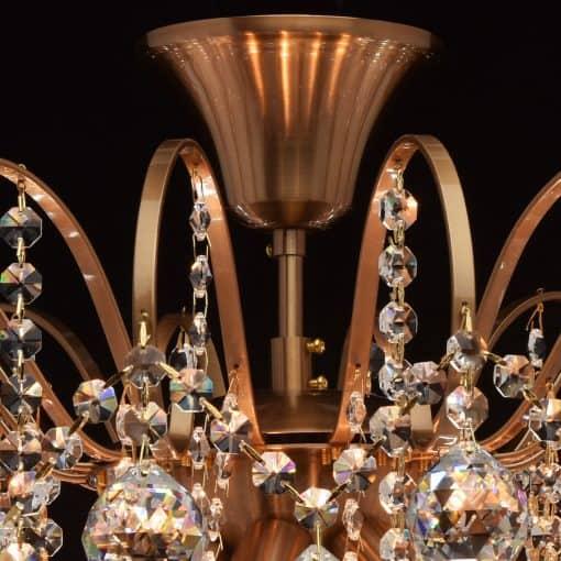 Lubinis šviestuvas MW-LIGHT Crystal 23201680811