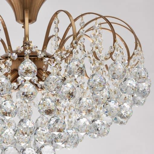 Lubinis šviestuvas MW-LIGHT Crystal 2320168083