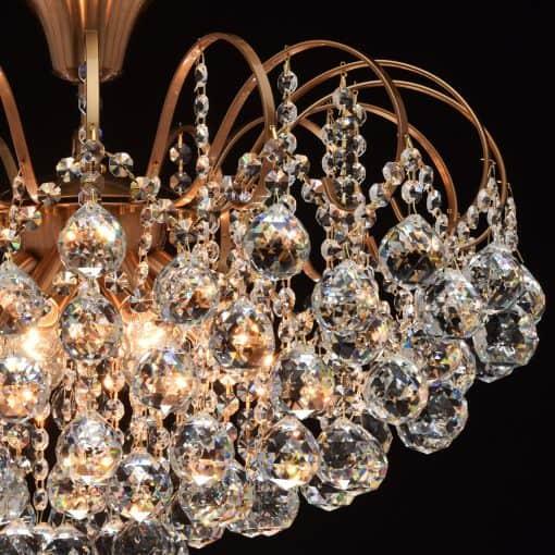 Lubinis šviestuvas MW-LIGHT Crystal 2320168084
