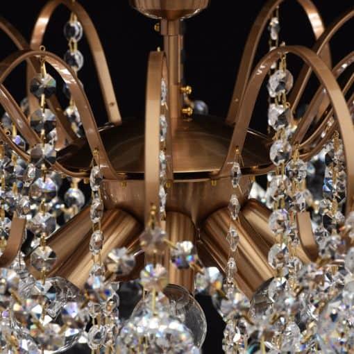Lubinis šviestuvas MW-LIGHT Crystal 2320168085