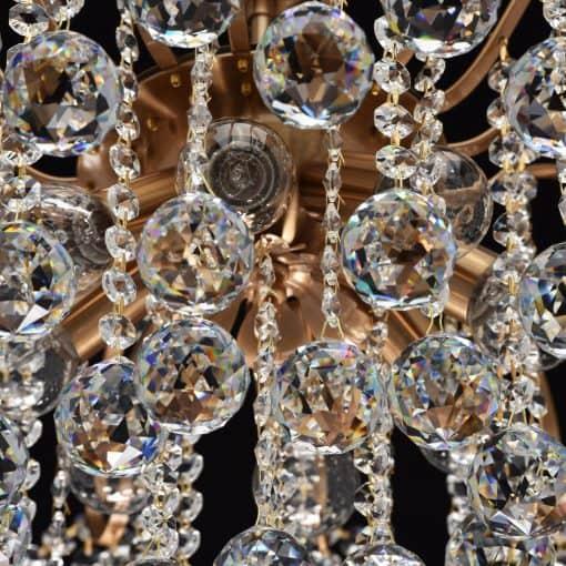 Lubinis šviestuvas MW-LIGHT Crystal 2320168086