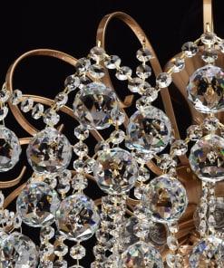 Lubinis šviestuvas MW-LIGHT Crystal 2320168089