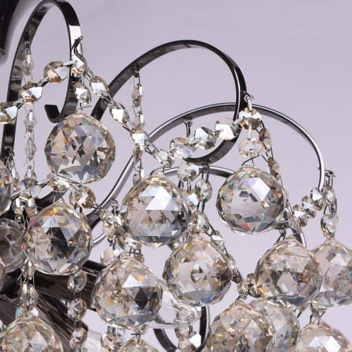 Lubinis šviestuvas MW-LIGHT Crystal 2320177065