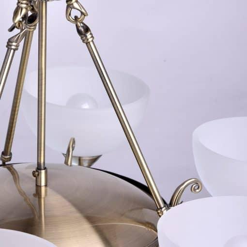 Pakabinamas šviestuvas MW-LIGHT Classic 31801140810