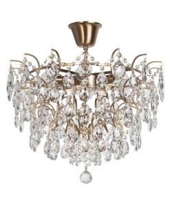 Lubinis šviestuvas MW-LIGHT Crystal 351015806