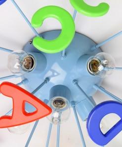 Lubinis šviestuvas MW-LIGHT Kinder 36501370510