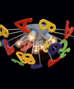Lubinis šviestuvas MW-LIGHT Kinder 3650137052