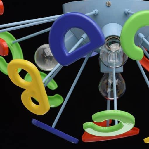Lubinis šviestuvas MW-LIGHT Kinder 3650137055