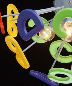 Lubinis šviestuvas MW-LIGHT Kinder 3650137056