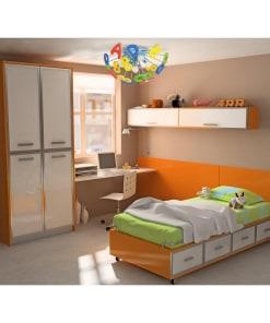 Lubinis šviestuvas MW-LIGHT Kinder 36501370511