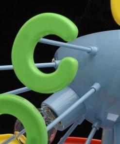 Lubinis šviestuvas MW-LIGHT Kinder 3650137058