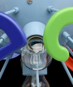 Lubinis šviestuvas MW-LIGHT Kinder 3650137059