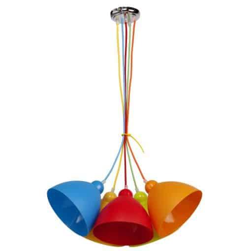 Pakabinamas šviestuvas MW-LIGHT Kinder 365014505