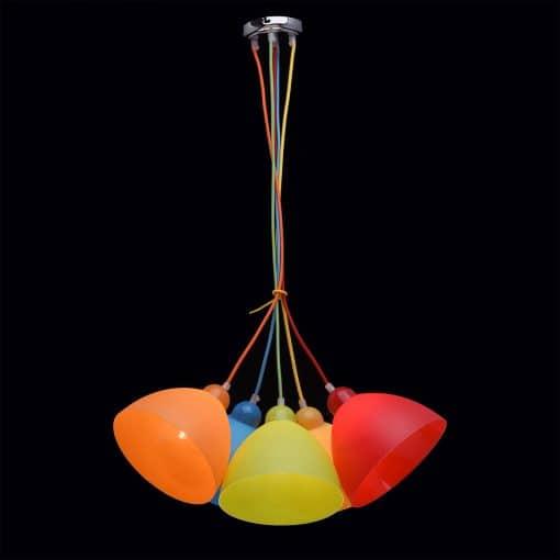 Pakabinamas šviestuvas MW-LIGHT Kinder 3650145052