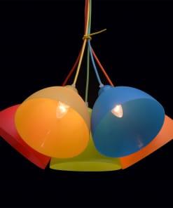 Pakabinamas šviestuvas MW-LIGHT Kinder 3650145055