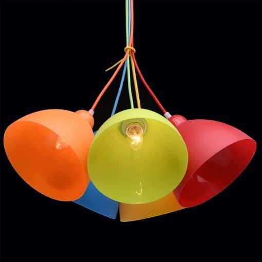 Pakabinamas šviestuvas MW-LIGHT Kinder 3650145056