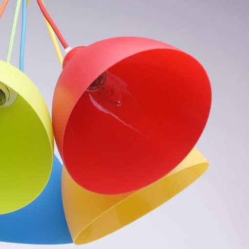 Pakabinamas šviestuvas MW-LIGHT Kinder 3650145058