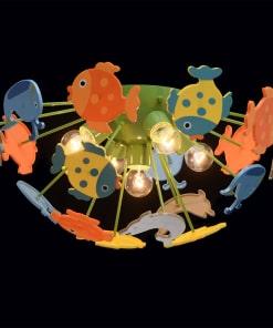 Lubinis šviestuvas MW-LIGHT Kinder 3650146052