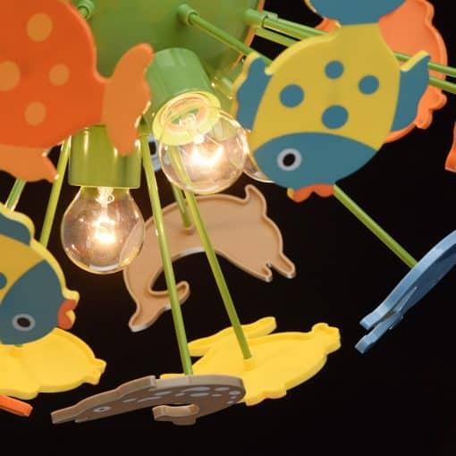 Lubinis šviestuvas MW-LIGHT Kinder 3650146055