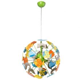 Pakabinamas šviestuvas MW-LIGHT Kinder su žuvytėmis