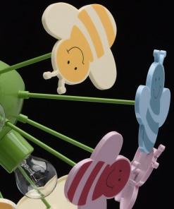 Lubinis šviestuvas MW-LIGHT Kinder 3650151059