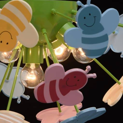 Lubinis šviestuvas MW-LIGHT Kinder 3650151054
