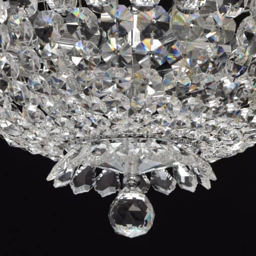 Pakabinamas šviestuvas CHIARO Crystal 4470103062