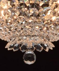 Pakabinamas šviestuvas CHIARO Crystal 4470103063