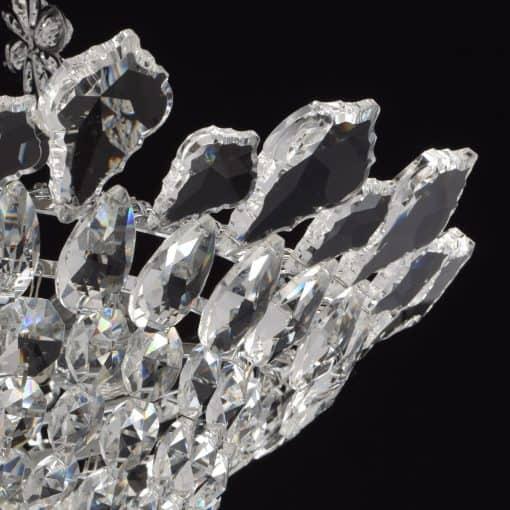 Pakabinamas šviestuvas CHIARO Crystal 4470103064