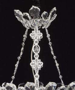 Pakabinamas šviestuvas CHIARO Crystal 4470103066