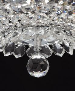 Pakabinamas šviestuvas CHIARO Crystal 4470103068