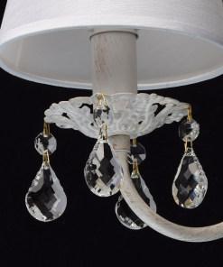 Sieninis šviestuvas MW-LIGHT Elegance 4480220012