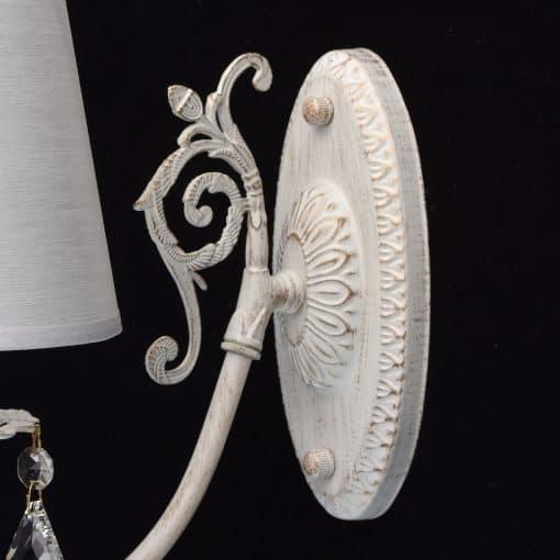 Sieninis šviestuvas MW-LIGHT Elegance 4480220013