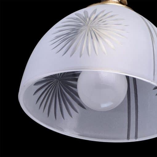 Lubinis šviestuvas MW-LIGHT Classic 4500115035