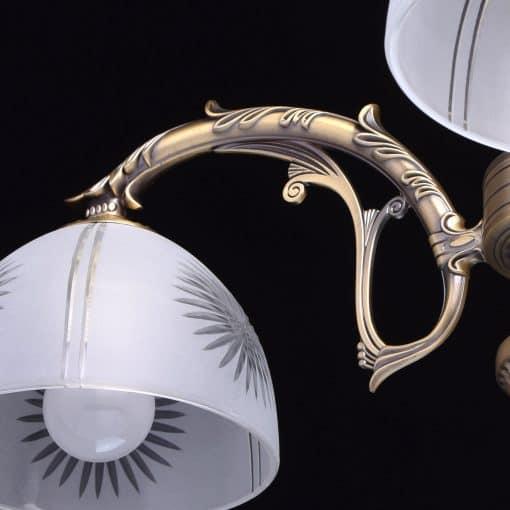 Lubinis šviestuvas MW-LIGHT Classic 4500115036
