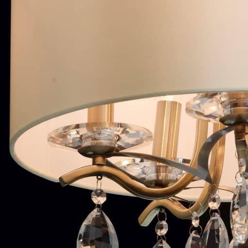 Pakabinamas šviestuvas MW-LIGHT Elegance 4540109055