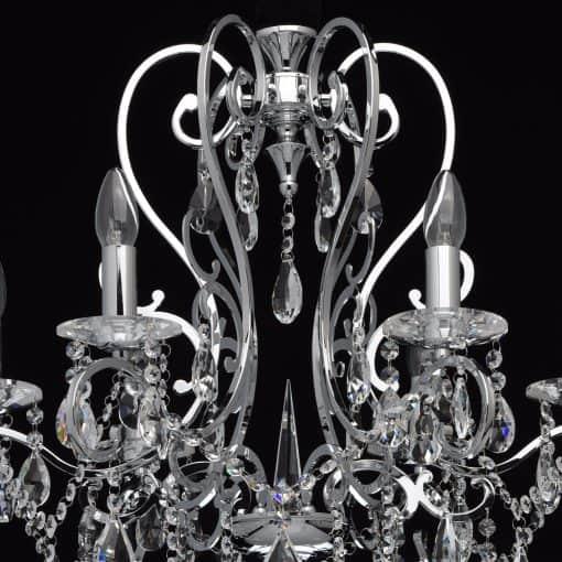 Sietynas CHIARO Crystal 45801060610